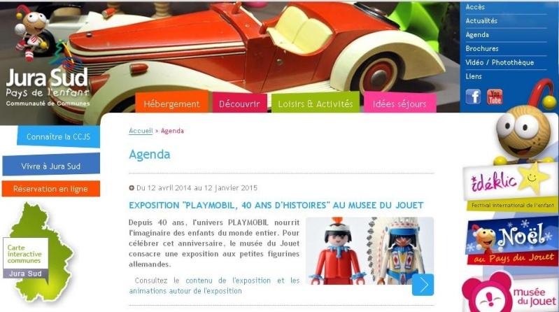 20 ans jura sud expo playmobil moirans en montagne fanny et olivier