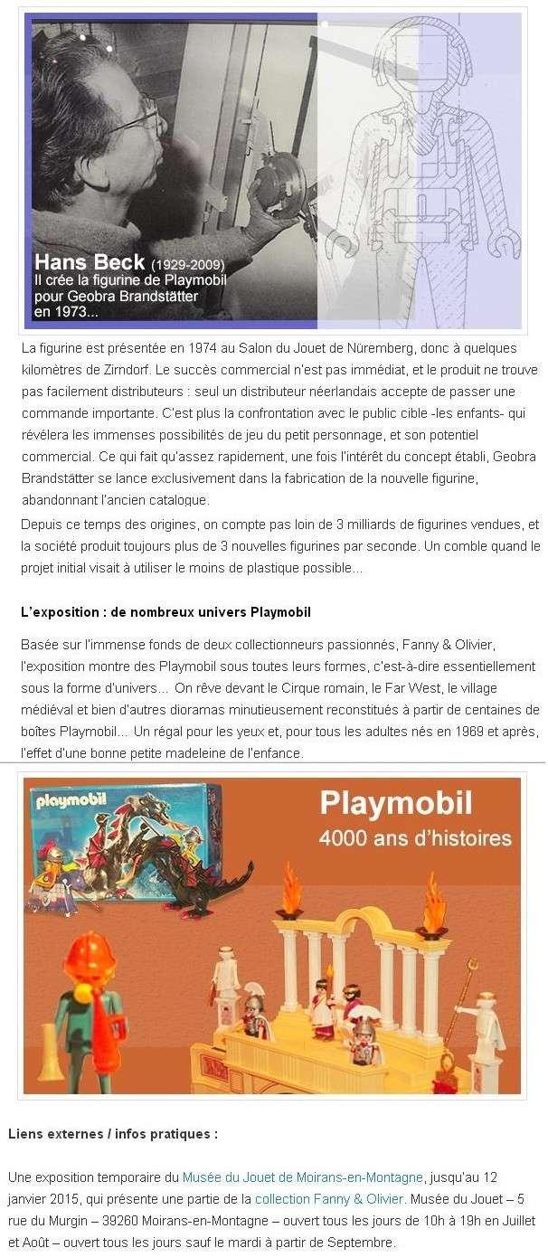 little biscotto expo playmobil moirans en montagne fanny et olivier