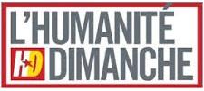 logo lhumanite dimanche fanny et olivier playmobil