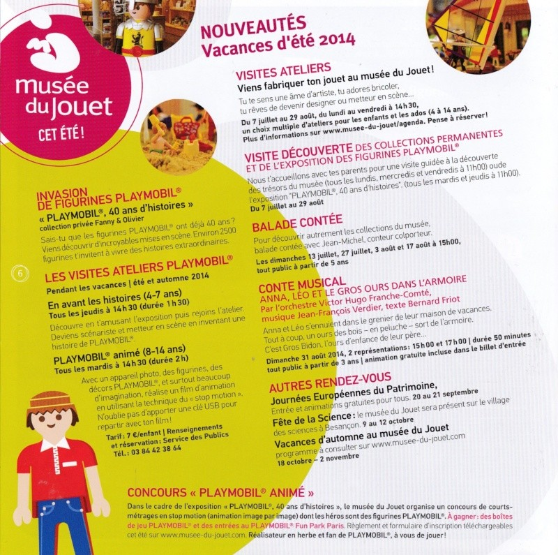 ludy mag 29 fanny et olivier expo playmobil