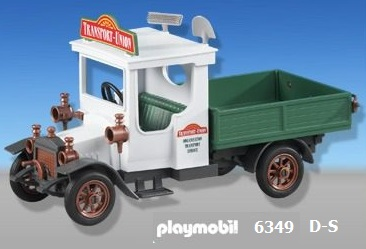 6349 transport union playmobil D S fanny et olivier