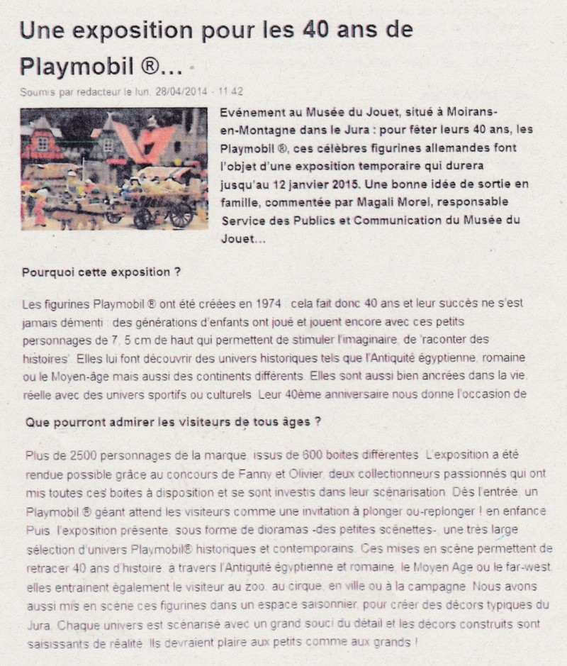 pour toute la famille.com expo playmobil fanny et olivier