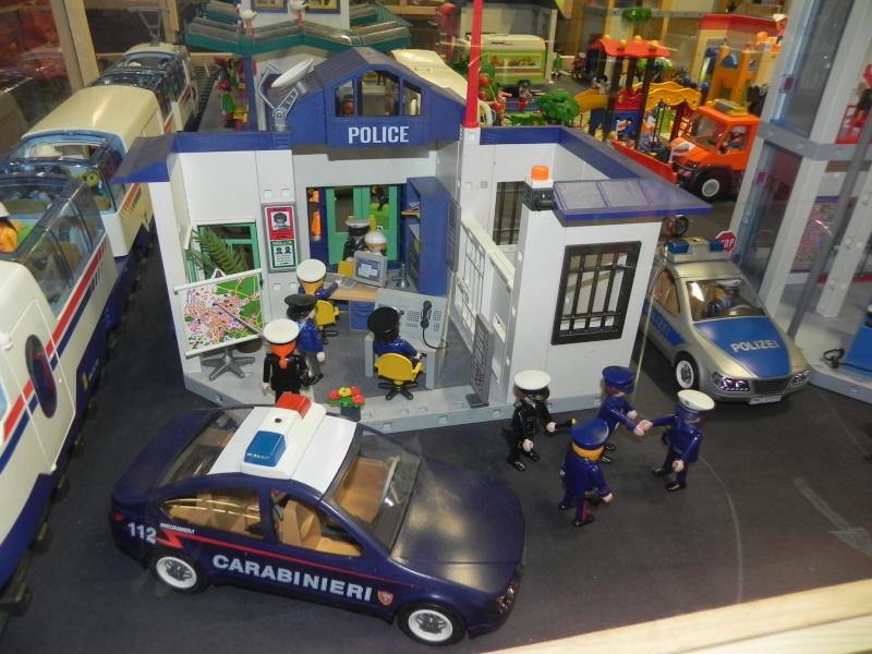 rencontre tri frontière de gendarmerie expo playmobil fanny et olivier