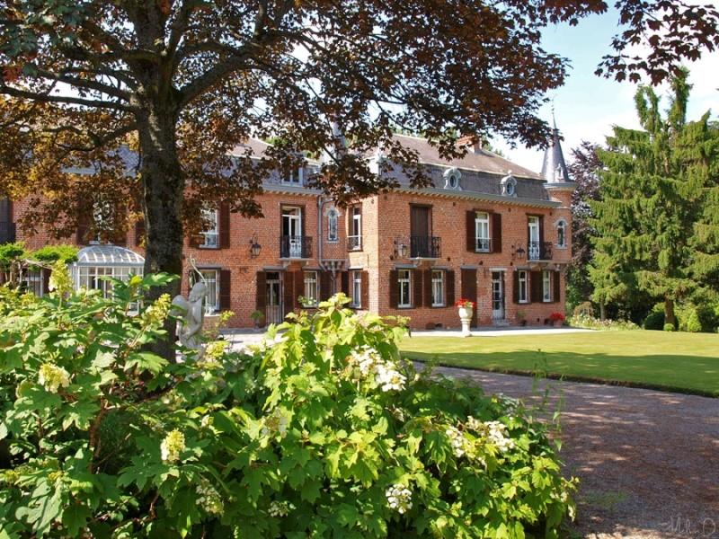 Château de Gommegnies dans - - - Gommegnies p6267311