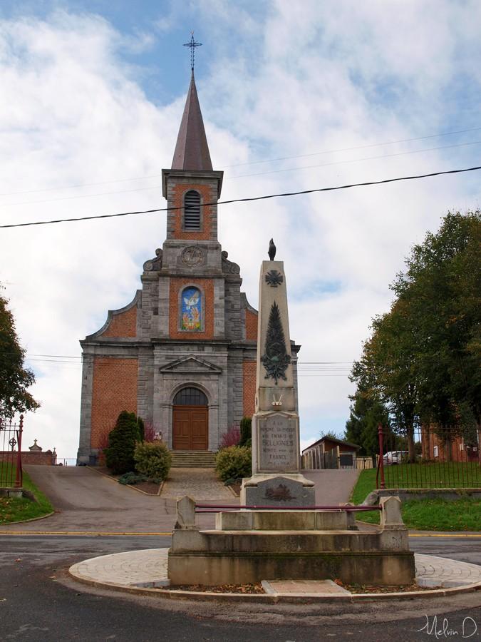 Monuments aux morts de l'Avesnois pa291110