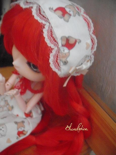 Chocodollies mes petites coutures for Garder un amaryllis