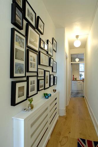 photo meuble bas de couloir