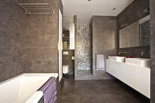 salle de bain beige et taupe pics » Galerie d\'inspiration pour la ...