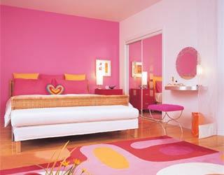 Relooking chambre diddl ou fixer les tag res photos p14 - Chambre fille beige et rose ...