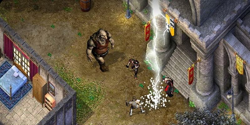 Ultima Online : le premier jeu ayant répondu à cette définition ?
