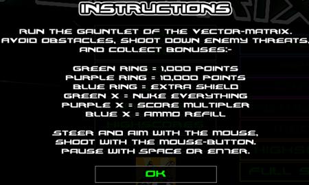 Vectrix Game