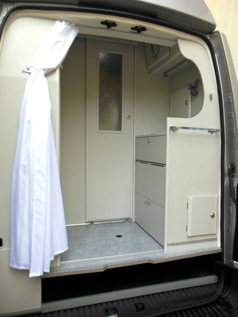Instalar Ducha Exterior Autocaravana.Instalacion Douche Exterieur Camping Car Tranbulfica Ga