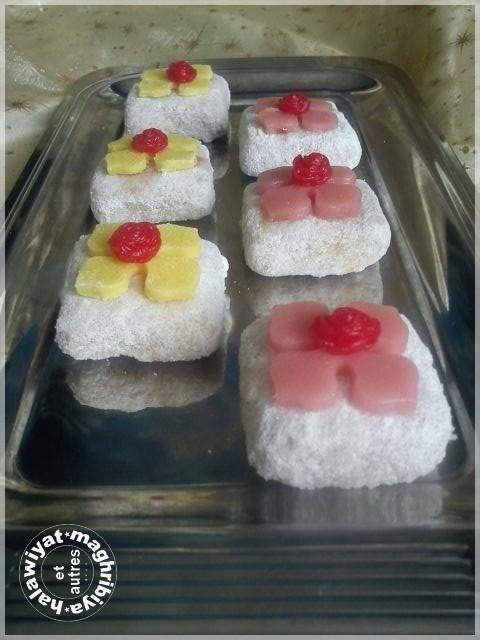 Halawiyat maghribiya vous trouverez dans ce blog for Chambre 13 vanille et citron