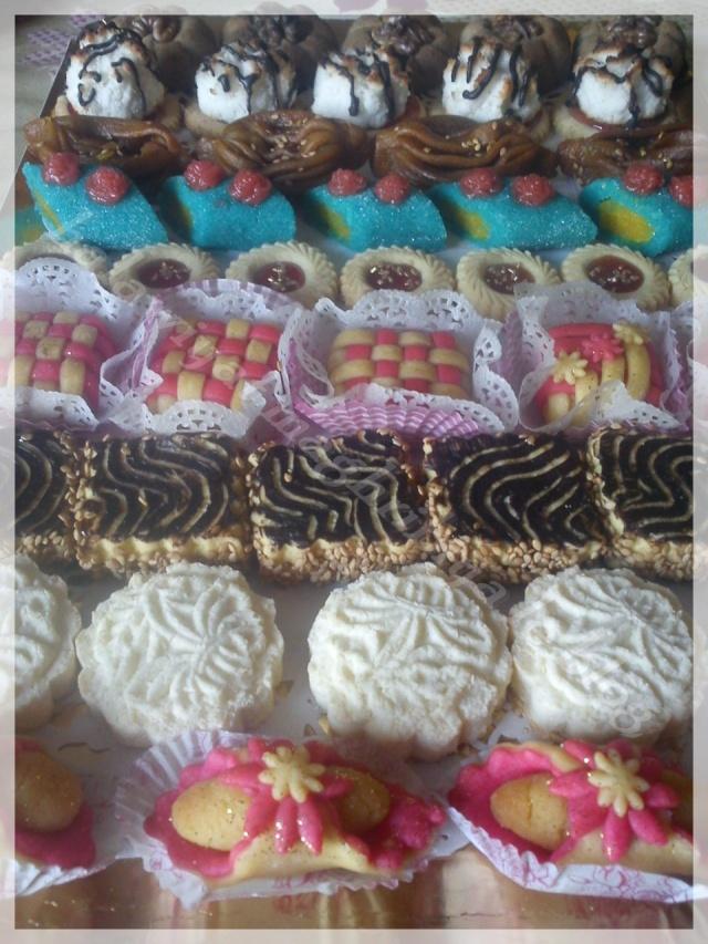 Et la boîte à gâteaux Aid moubarak que vous pouvez trouver sur la