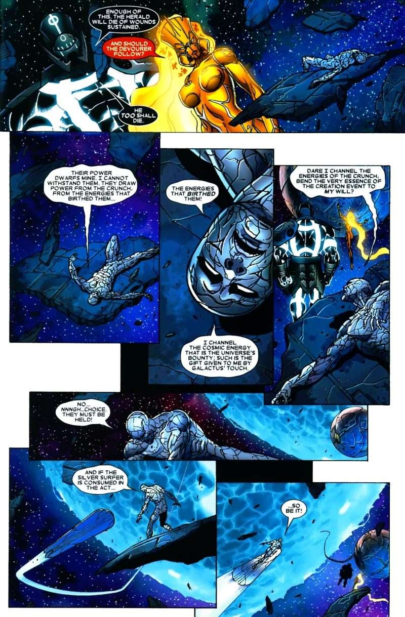 The Flash vs Silver Surfer | SpaceBattles Forums