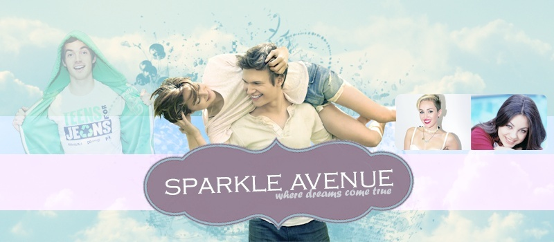 sparkle Avenue • where dreams come true