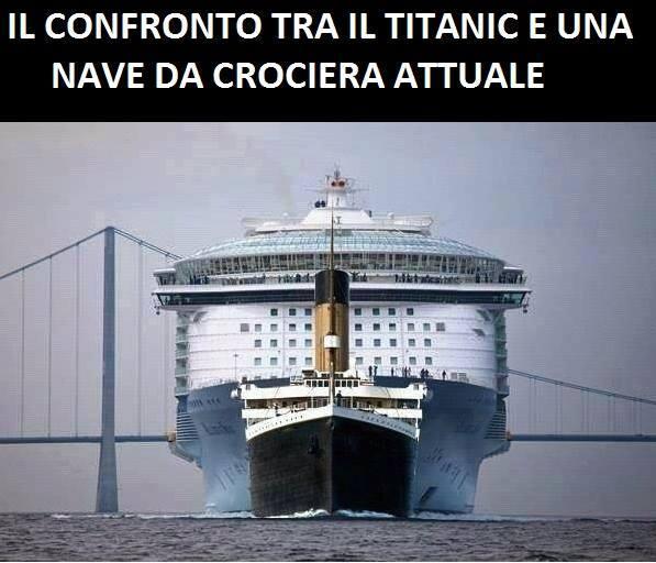 cloison étanche titanic