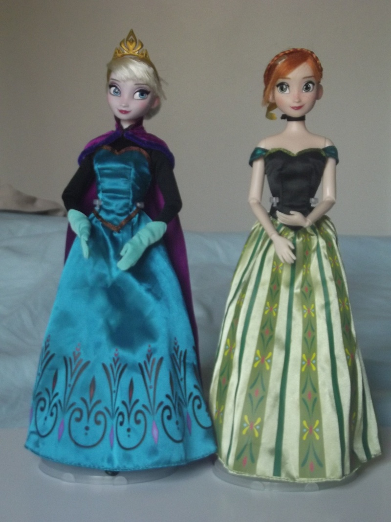 customisation poupees disney