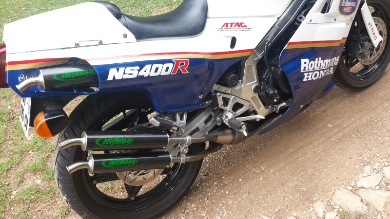 honda nsr 400 for - photo #24