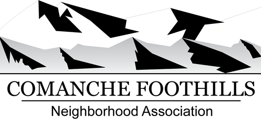 Comanche Foothills Neighborhood Association (www.ComancheFoothills.org)