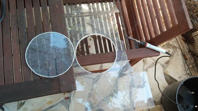 Aquascope maison - Couper du plexiglas ...