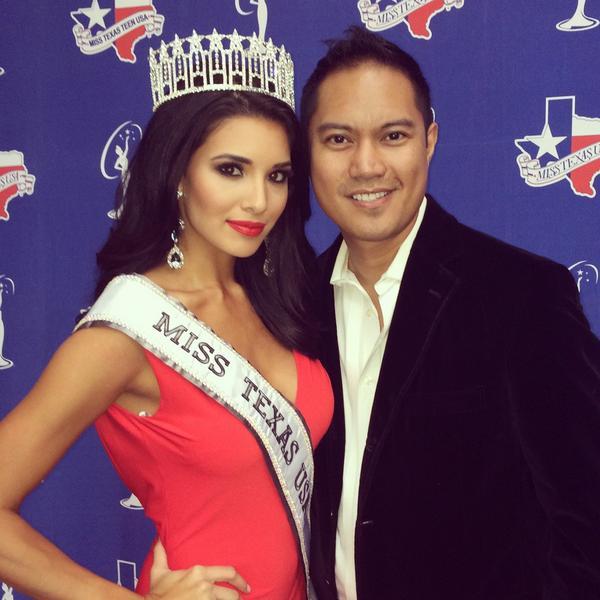 Yliana Guerra Miss Texas