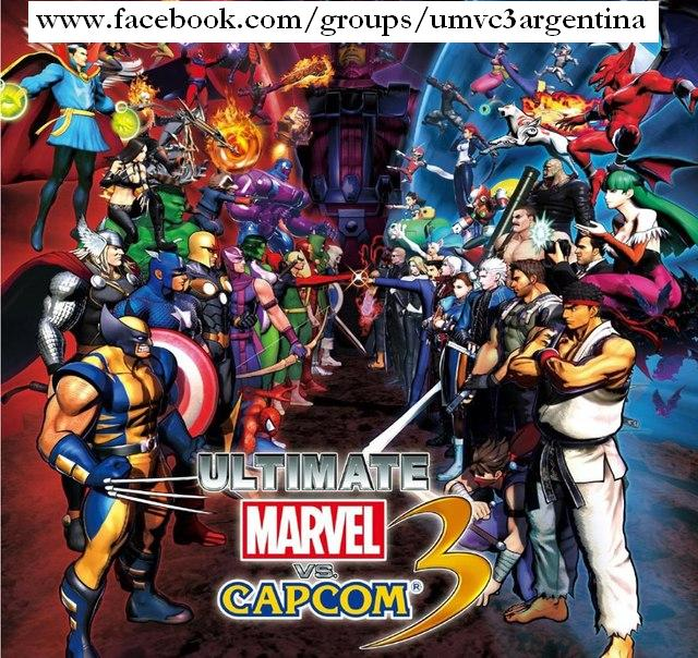 Marvel Vs Capcom 2 - Argentina