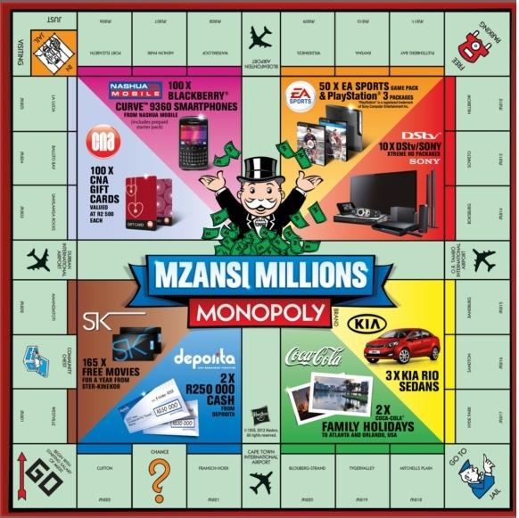 monopoly board online mcdonalds