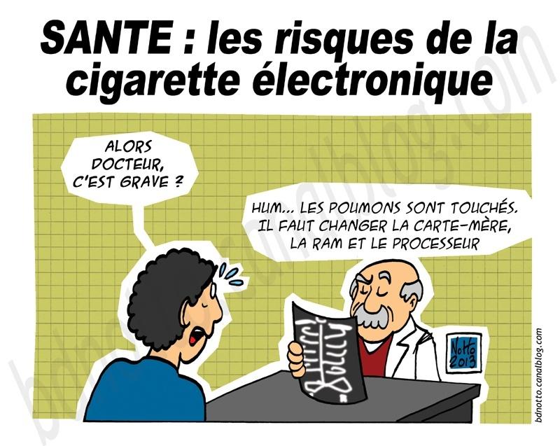La vape et les dessins humoristiques - Cigarette electronique en bureau de tabac ...