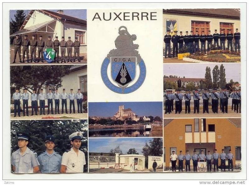 Casernement LES COLES DE LA GENDARMERIE NATIONALE