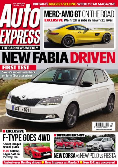Auto Express � Issue 1342, 22 October 2014