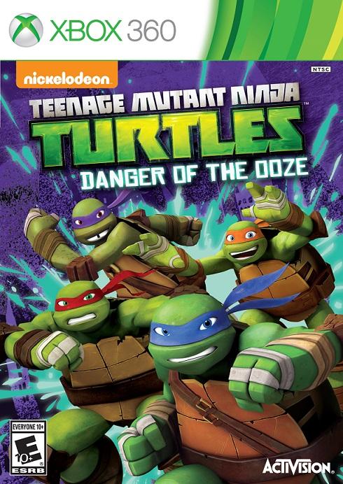 Teenage Mutant Ninja Turtles Danger Of The Ooze [MULTI5][Region Free][XDG2][iMARS]