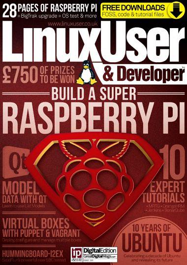 Linux User & Developer � Issue 145, 2014