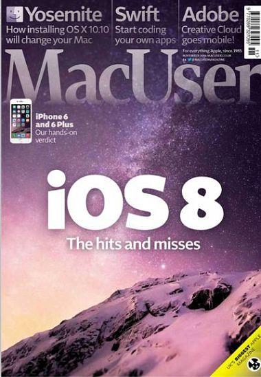 MacUser � November 2014