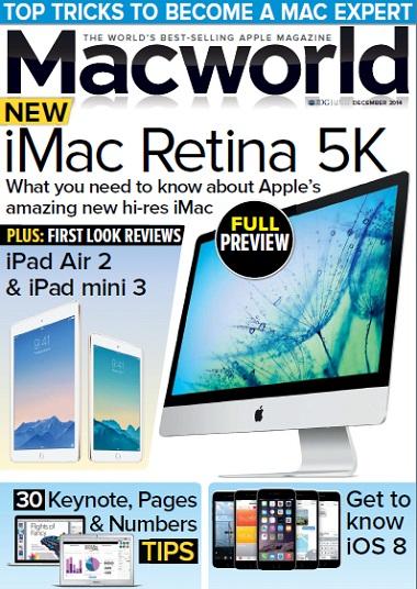 Macworld UK � December 2014