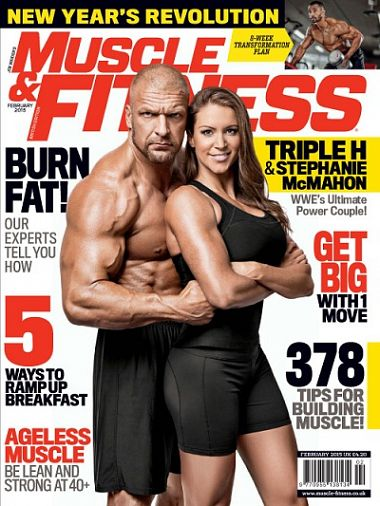 Muscle & Fitness UK � February 2015
