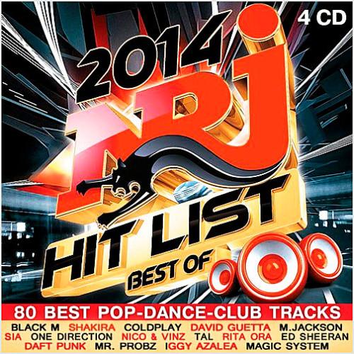 NRJ Hit List Best Of (2014)