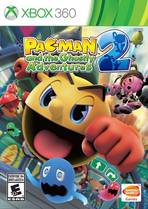 Pac Man And The Ghostly Adventures 2 [MULTI5][Region Free][XDG2][iMARS]