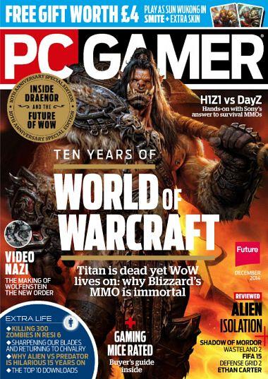 PC Gamer UK � December 2014