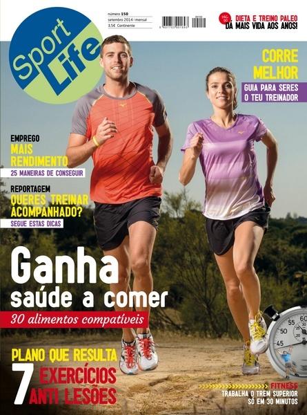 Sport Life Portugal - N� 150 Setembro (2014)