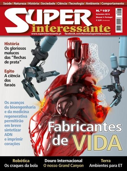 Super Interessante Portugal - N� 197 Setembro (2014)