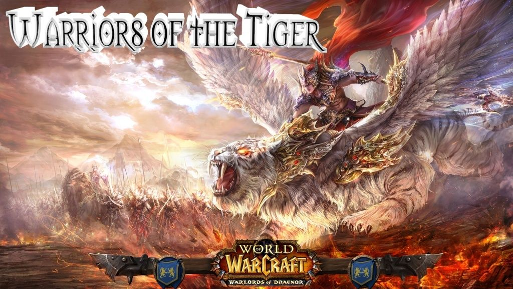 Forum des Warriors Of The Tiger