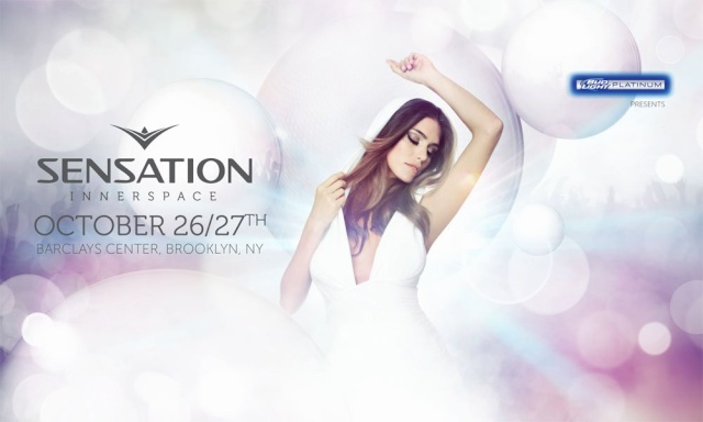 Live stream: Sensation Innerspace NYC 26/27 October 2012