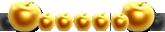 Gold Apple x25