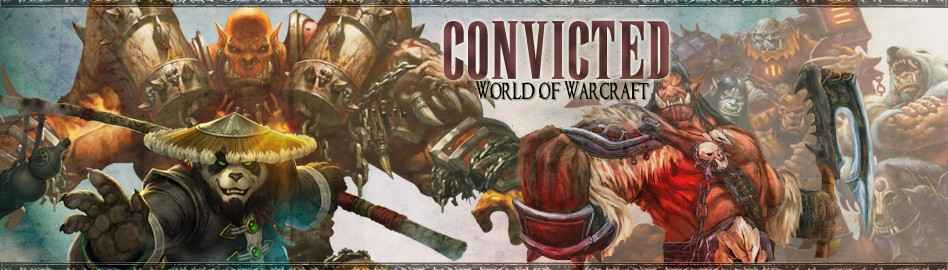 Convicted, the real Conviction [Korgath]