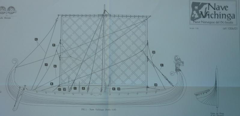 Nave vichinga feberet terminato for Negozi piani di costruzione