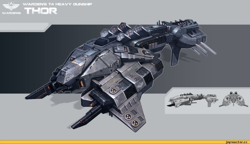 Gallery Future Space Fighter