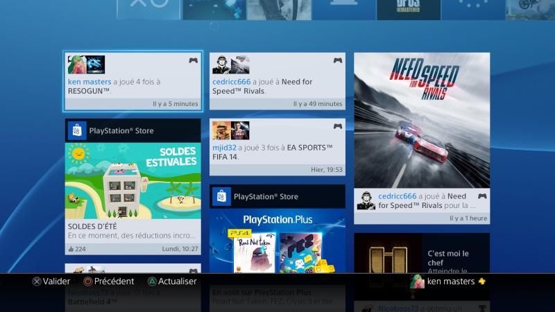Jeux Vidéo, Actu Jeux Vidéo, Critique Console, Sony, Playstation 4,
