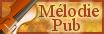 Mélodie pub + 2 400 Mbrs pour vous servir !