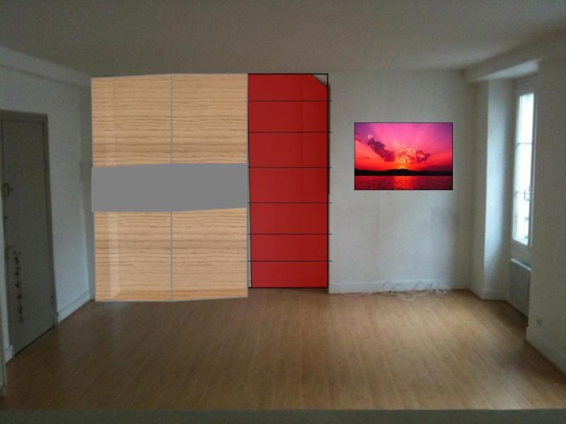 besoin d 39 avis sur l 39 am nagement d 39 un placard dans mon salon. Black Bedroom Furniture Sets. Home Design Ideas